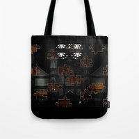 Distracting A Ghost: 1st… Tote Bag