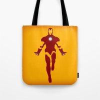 Mr. Stark (Iron Man) Tote Bag