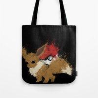Eeveelution Tote Bag