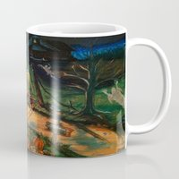 At The Stroke Of Hallowe… Mug