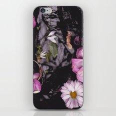 Black/Pink iPhone & iPod Skin
