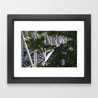Tressel Framed Art Print