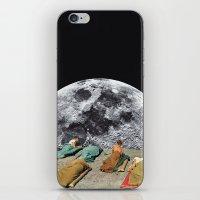 CAMPGROUND iPhone & iPod Skin