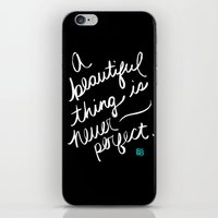 A Beautiful Thing (inver… iPhone & iPod Skin