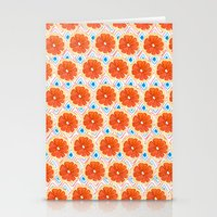 Citrus/Geo Stationery Cards