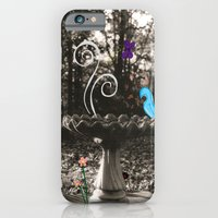 A Touch of Color iPhone 6 Slim Case