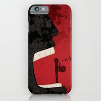 iPhone & iPod Case featuring Hhhh... (silence) by Fhil Navarro