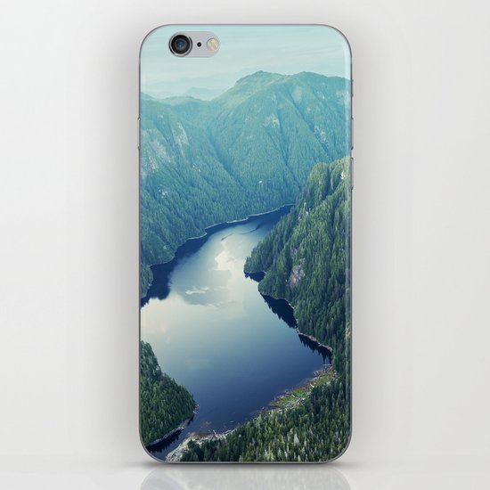 Revillagigedo Island iPhone & iPod Skin