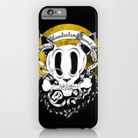 iPhone & iPod Case featuring Dog skull by thanathan