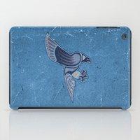 Aboriginal Hawk Wings Attack iPad Case