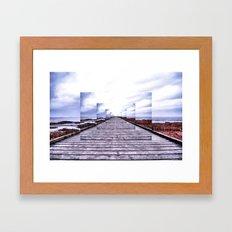 Lytham Feedback Framed Art Print