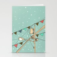 Street Party Stationery Cards