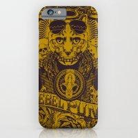Rebel Punk iPhone 6 Slim Case