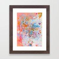 practice makes Framed Art Print