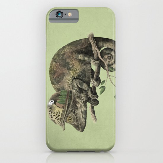 Born to Hide - Color Option iPhone & iPod Case