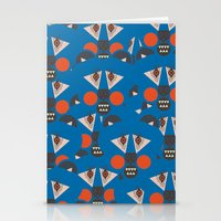 Tribal Terror Stationery Cards