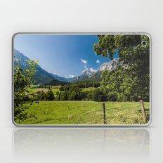 Summerday In The Mountai… Laptop & iPad Skin