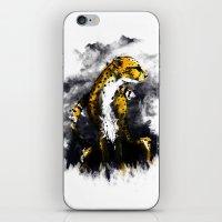 The Cheetah iPhone & iPod Skin