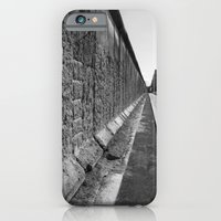 iPhone & iPod Case featuring The Berlin Wall by Amy Taylor