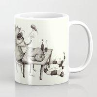 'Excessmas - Part 3' Mug