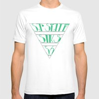 S6_tee_4 - I'm An S6 Pho… Mens Fitted Tee White SMALL