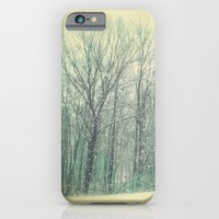 iPhone Cases featuring Winter by Olivia Joy StClaire