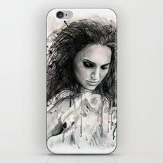 Black Swan - Natalie Portman iPhone & iPod Skin
