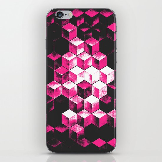 cubx iPhone & iPod Skin