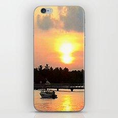 Maldives - Afterglow iPhone & iPod Skin