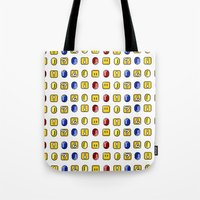 Coins, Boxes And Power U… Tote Bag
