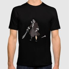 Pirate Prosthetics Mens Fitted Tee SMALL Black