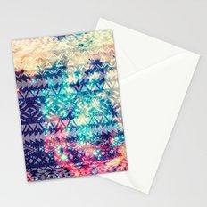 Galaxy Tribal Stationery Cards