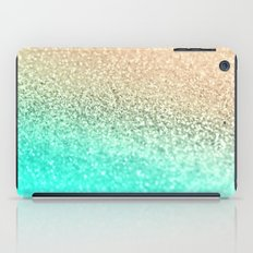 GOLD AQUA iPad Case
