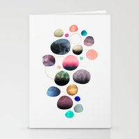 My favorite pebbles Stationery Cards