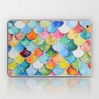 Fish Scales  Laptop & iPad Skin