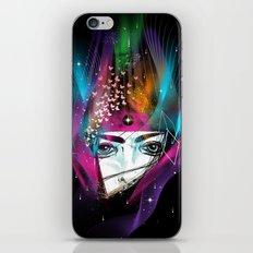 Femina Nebulae iPhone & iPod Skin