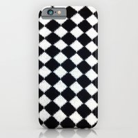 B & W iPhone 6 Slim Case