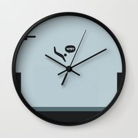 WTF? Pool Wall Clock