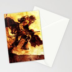 WHF Goes To War Stationery Cards