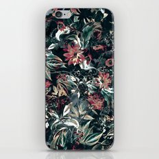 Space Garden iPhone & iPod Skin