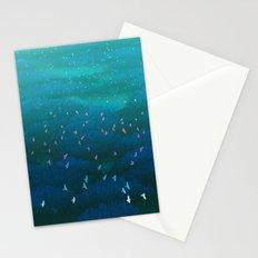Amazonian Flight Stationery Cards