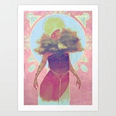 minrva - light Art Print