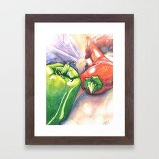 Plenty II Framed Art Print