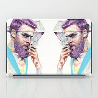 Clown on the Outside iPad Case