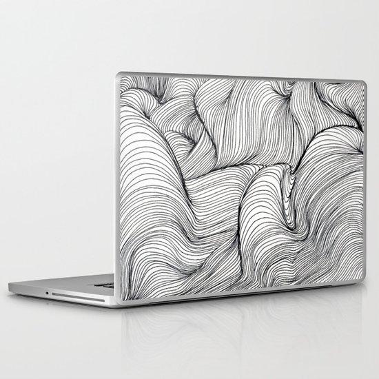 Scan 61 Laptop & iPad Skin