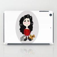 cartoon iPad Case