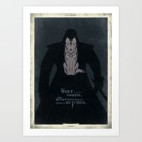 Game Of Thrones - The Ki… Art Print