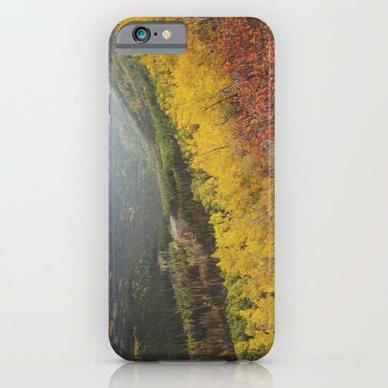 Rocky Mountain Colors iPhone & iPod Case