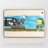 Link Boom Laptop & iPad Skin