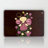 Floral Flower Artprint Laptop & iPad Skin